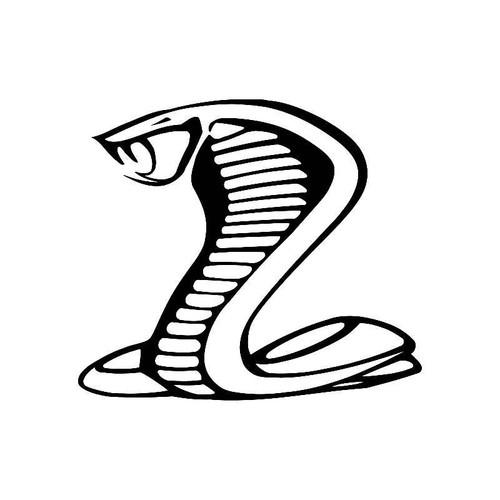 Cobra Logo Jdm Decal