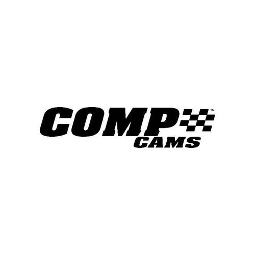 Comp Cams Logo Jdm Decal