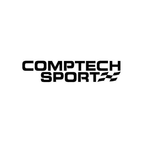 Comptech Sport Logo Jdm Decal