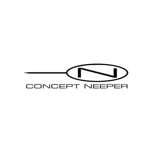 Concept Neeper Logo Jdm Decal