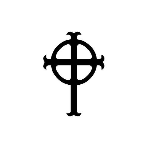 Cross 2 Decal