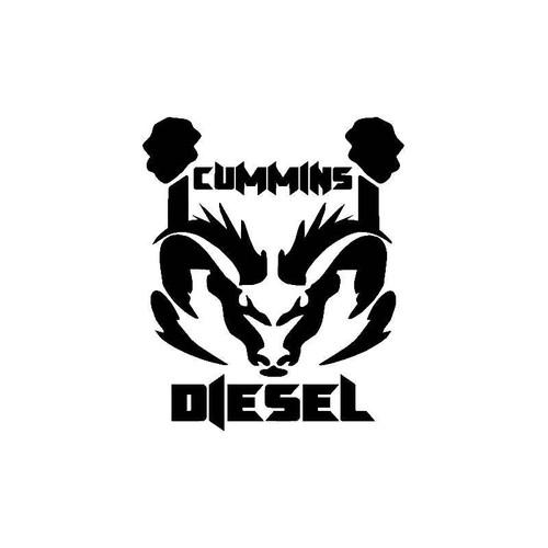 Cummins Diesel Decal