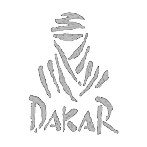 Dakar S Decal