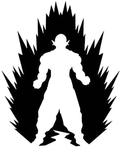 Dragon Ball Z Power Up Piccolo