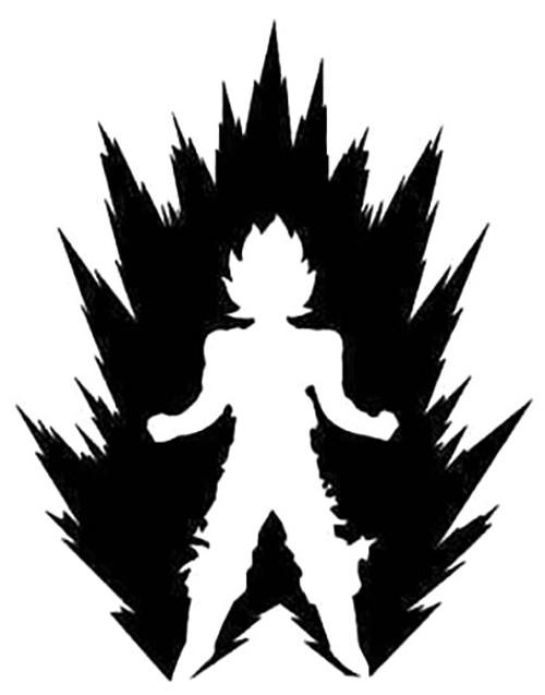 Dragon Ball Z Power Up Super Saiyan 1
