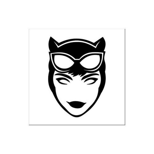 Dc Comics Batman Catwoman Decal