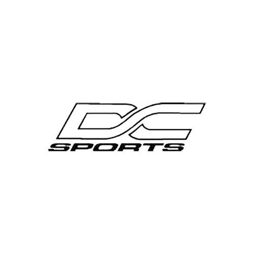 Dc Sports S Decal