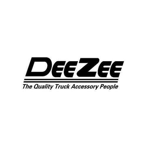 Deezee Logo Jdm Decal
