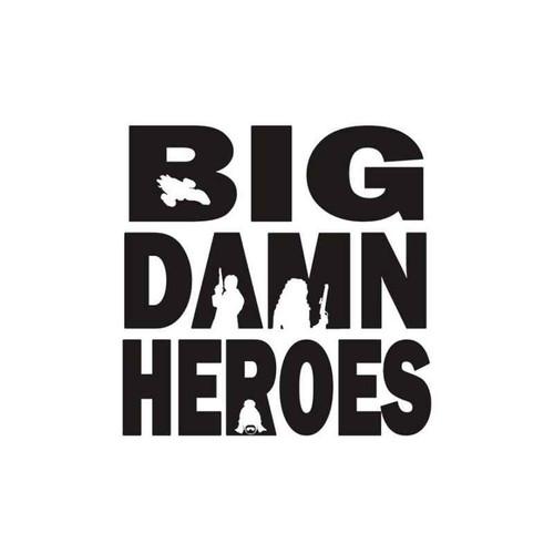 Firefly Serenity Big Damn Heroes Decal
