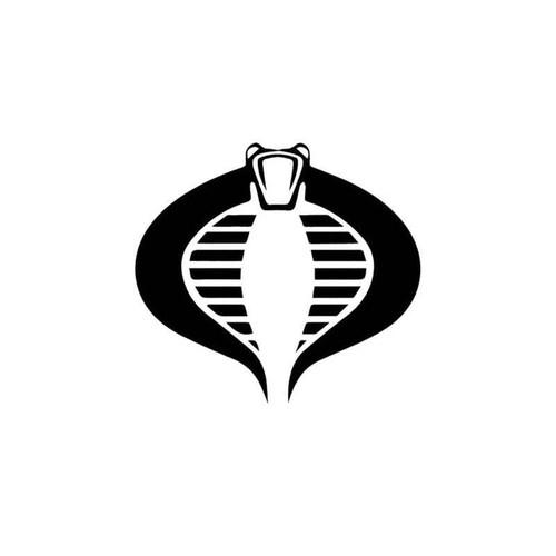 G.I. Joe Cobra Symbol Decal