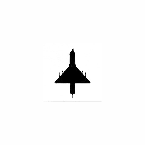 Airplane Silhouette Decal (14) Size option will determine the size from the longest side Industry standard high performance calendared vinyl film Cut from Oracle 651 2.5 mil Outdoor durability is 7 years Glossy surface finish