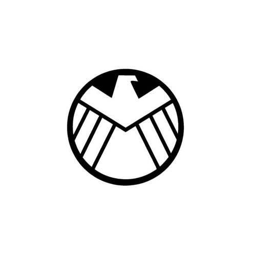 Agents Of Shield Decal