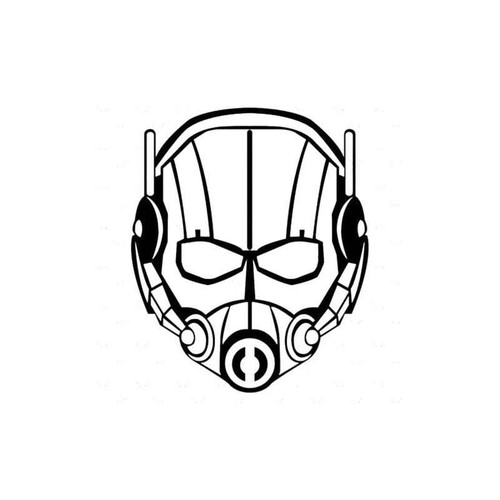 Avengers Ant Man Decal