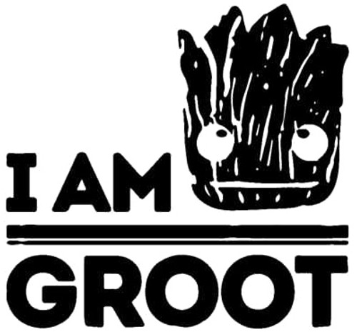I Am Groot Style 2