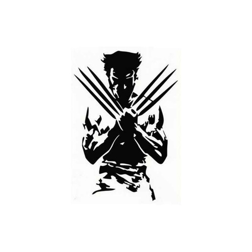 X-Men Logan Wolverine Decal