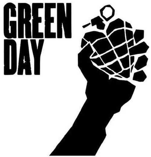 Green Day Style 2