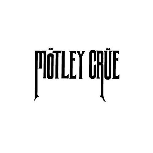 Motley Crew Decal