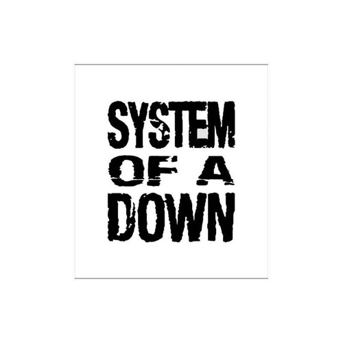 System Of A Down Decal