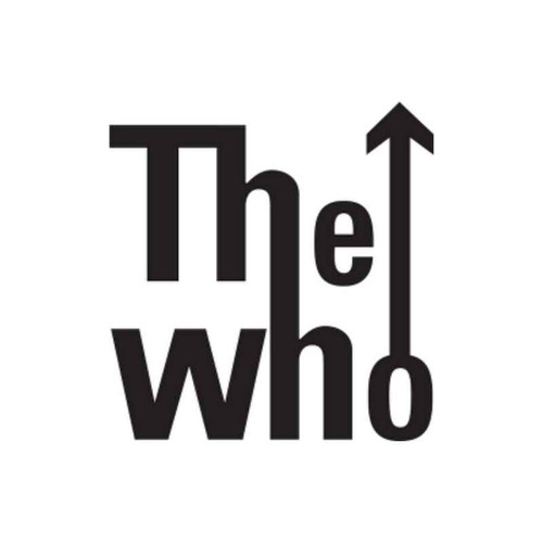 The Who Decal