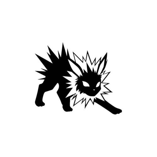 Pokemon Go Jolteon Decal