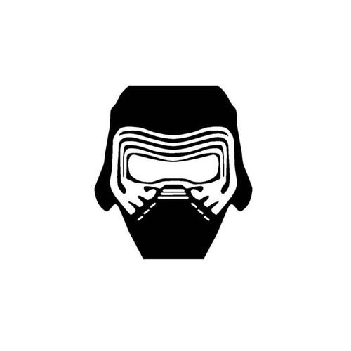 Star Wars Force Awakens Kylo Ren Decal