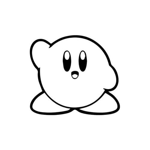 Kirby Decal