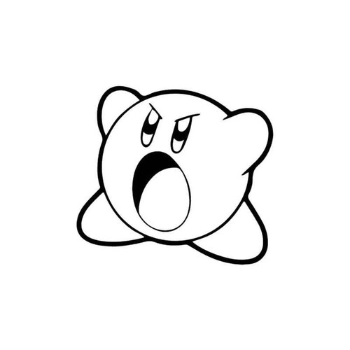 Kirby V2 Decal