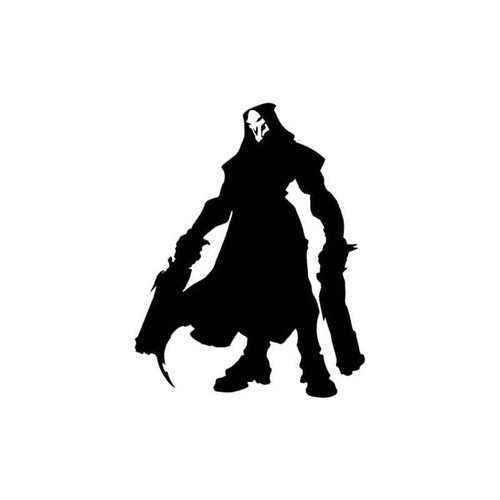Overwatch Reaper Decal