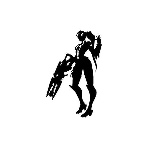 Overwatch Widowmaker Decal