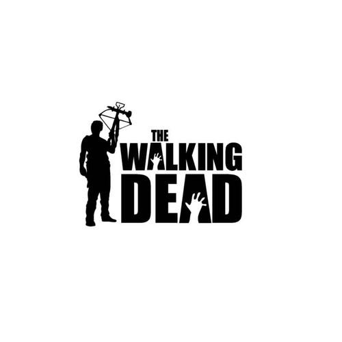 Daryl Dixon V2 Decal
