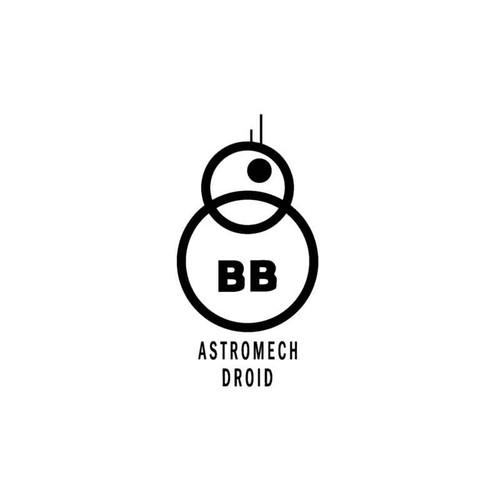 Star Wars Bb8 Droid Decal