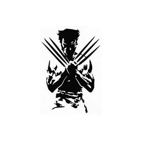 Marvel X-Men Logan Wolverine Decal