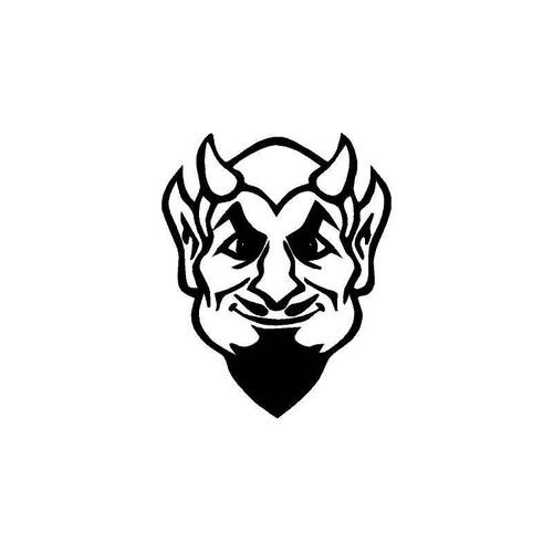 Devil Decal