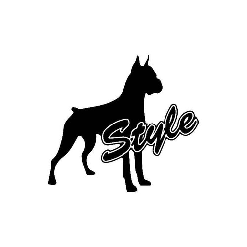 Doggy Style Decal
