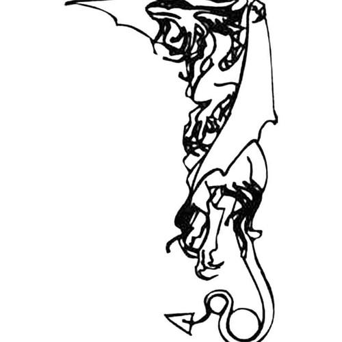 Dragon M S Decal