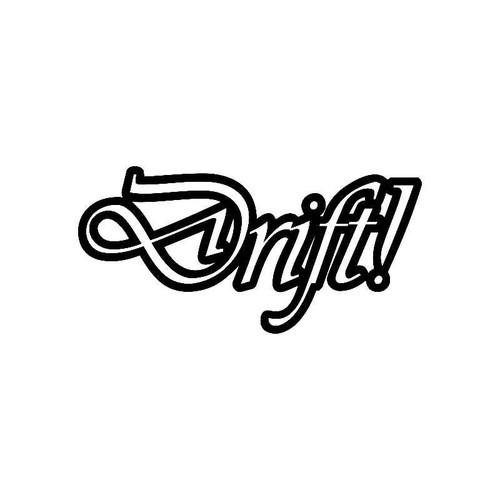 Drift! Jdm Jdm S Decal