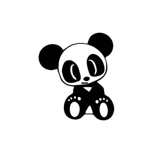 Drift Panda Decal