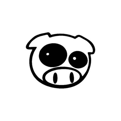 Drift Pig Decal