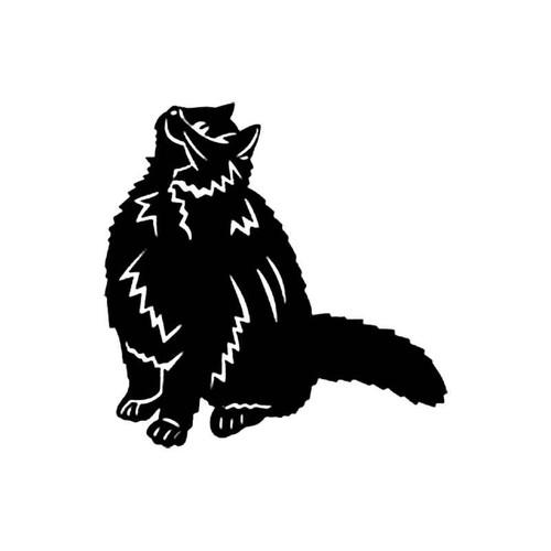 Fat Cat S Decal