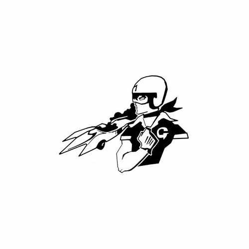 Speed Racer  Vinyl Decal Sticker  Size option will determine the size from the longest side Industry standard high performance calendared vinyl film Cut from Oracle 651 2.5 mil Outdoor durability is 7 years Glossy surface finish
