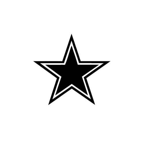 Football Nfl Dallas Cowboys Decal