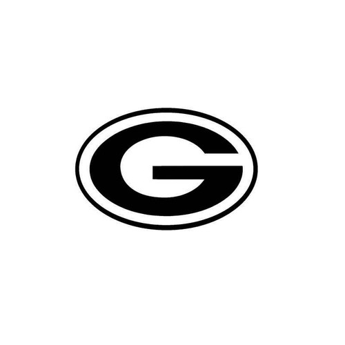Football Nfl Green Bay Packers Decal