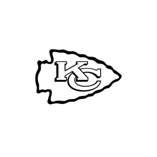 Football Nfl Kansas City Chiefs Decal
