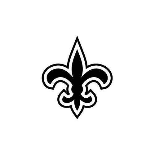 Football Nfl New Orleans Saints Decal