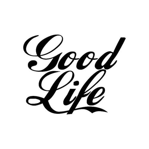 Good Life Jdm Jdm S Decal