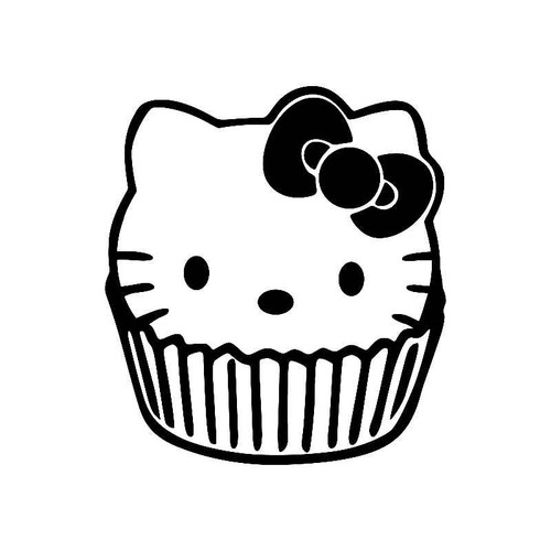 Hello Kitty Cake Jdm Jdm S Decal