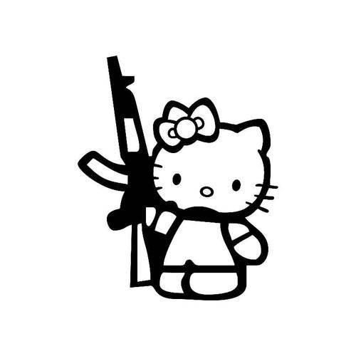 Hello Kitty Gun Jdm Jdm S Decal