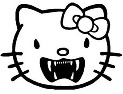 Hello Kitty Vampire