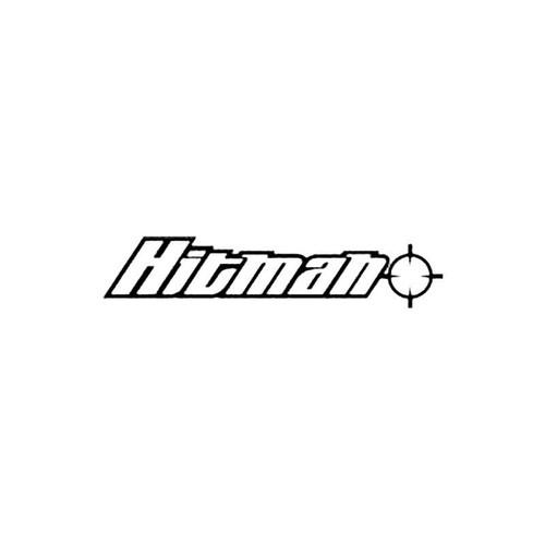 Hitman S Decal