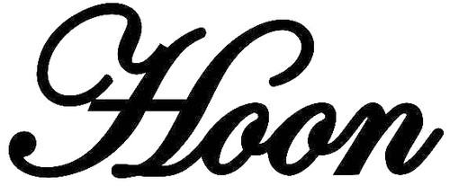 Hoon Decal